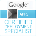 certification google apps deployment